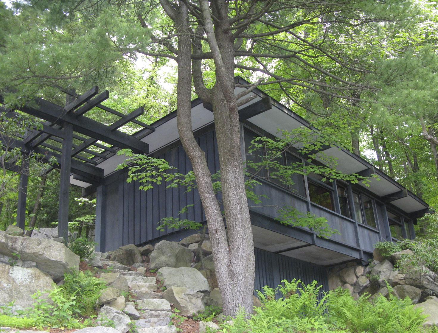 manitoga backyard and beyond